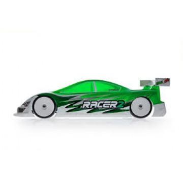 Mon-Tech Racer 2 Standard Weight 1/10 Touring Car Bodyshell