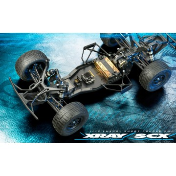 320300 XRAY SCX - 2WD 1/10 ELECTRIC SHORT COURSE TRUCK