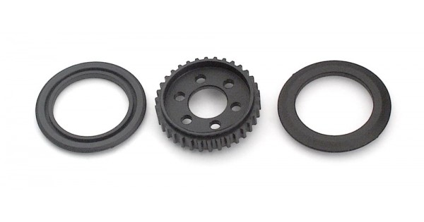 XRAY 305150 TIMING BELT PULLEY 34T FOR MULTI-DIFF