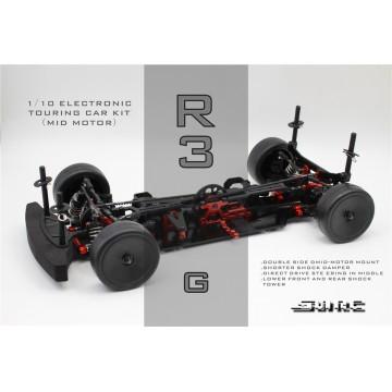 SNRC R3-G 1/10 4WD TOURING CAR KIT