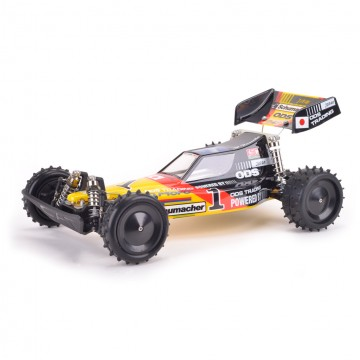 Schumacher CAT XLS Masami 4WD 1/10 Scale Offroad Racer